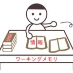 ワーキングメモリを意識した効率的な勉強方法はこれ!141201