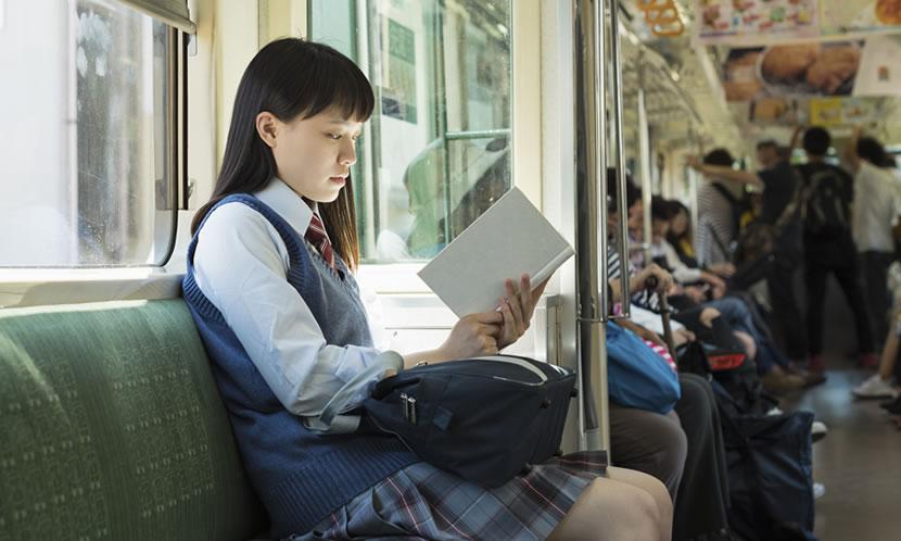 通学のスキマ時間を超有効にフル活用する方法